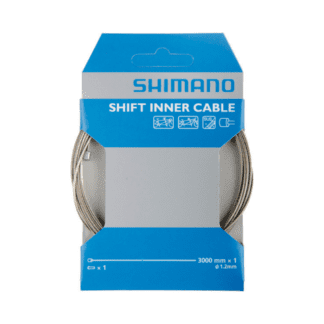 SHIMANO SHIFT CABLE - TANDEM 1.2MM X 3000MM STAINLESS