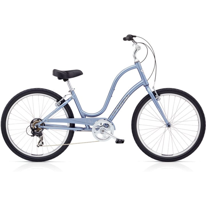 Electra Townie Original 7d Ladies Icey Blue Cycle Nation Nz