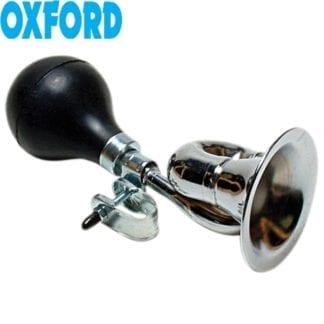 OXFORD BULB HORN BUGLE WITH HANDLEBAR MOUNT