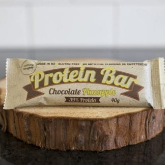 nothing naughty protein bar chocolate pineapple