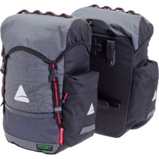 AXIOM SEYMOUR OCEANWEAVE PANNIER SET CLIP-ON 35+ LITRE PAIR
