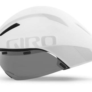 giro aerohead mips helmet white silver
