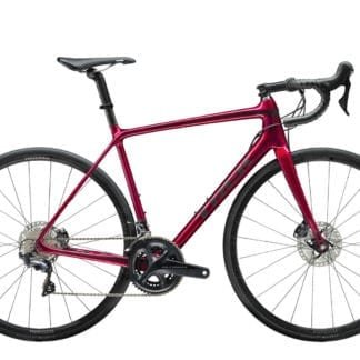 trek emonda sl6 disc rage red onyx carbon