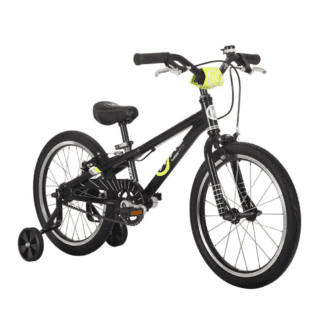 BYK E350 18 INCH KIDS BIKE MIDNIGHT BLACK