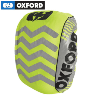 OXFORD SAFETY BACKPACK COVER HIGH VISIBILITY RAIN COVER