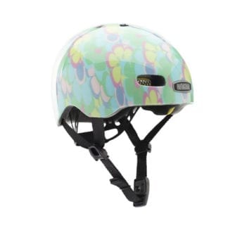 NUTCASE BABY NUTTY PETAL TO METAL GLOSS MIPS HELMET