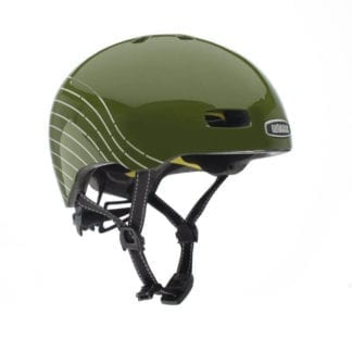 NUTCASE STREET DUST FOR PRINTS REFLECTIVE MIPS HELMET