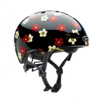 NUTCASE STREET FUN FLOR-ALL GLOSS MIPS HELMET