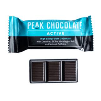 PEAK CHOCOLATE ACTIVE 20G SINGLE SERVE