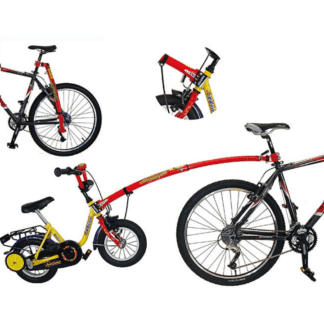 TRAILGATOR BICYCLE TOW BAR - TANDEM LINK FOR CHILDS BIKE