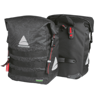 AXIOM MONSOON HYDRACORE OCEANWEAVE WATERPROOF PANNIERS 45L