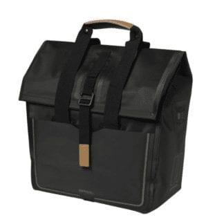 BASIL URBAN DRY SHOPPER SINGLE BAG 25L MATT BLACK