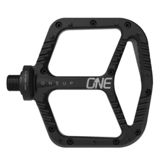ONEUP COMPONENTS ALUMINIUM PEDALS BLACK