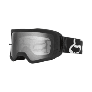 FOX YOUTH MAIN RACE GOGGLES BLACK