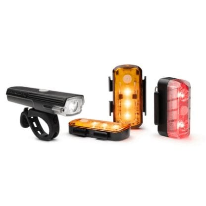 BLACKBURN LUMINATE 360 USB RECHARGEABLE LIGHT SET