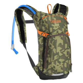 CAMELBAK MINI MULE KIDS HYDRATION PACK CAMELFLAGE