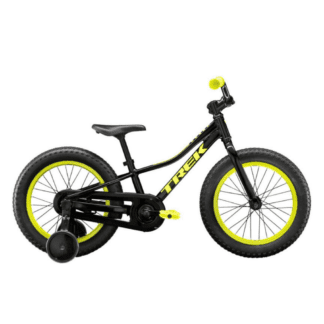 2020 TREK PRECALIBER 16 INCH BOYS BIKE BLACK YELLOW