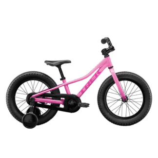 2020 TREK PRECALIBER 16 INCH GIRLS BIKE PINK FROSTING