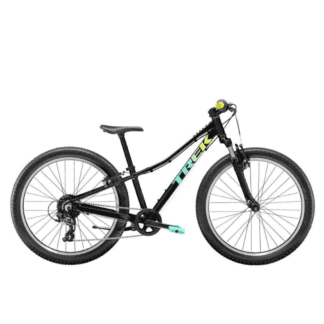 2020 TREK PRECALIBER 24 INCH 8 SPEED BOYS BIKE BLACK AQUA FADE