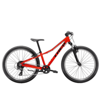 2020 TREK PRECALIBER 24 INCH 8 SPEED BOYS BIKE RADIOACTIVE RED