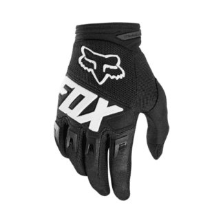 FOX YOUTH DIRTPAW RACE GLOVE BLACK