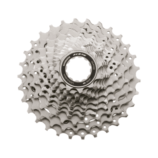 SHIMANO 105 R7000 11 SPEED CASSETTE CS-R7000 front