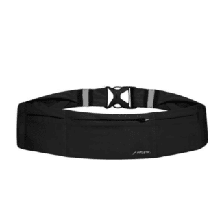FITLETIC 360 RUNNING STORAGE BELT BLACK