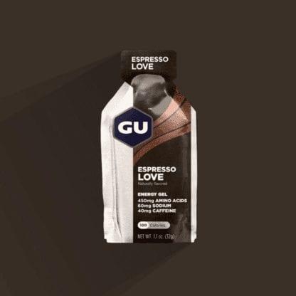 GU ENERGY GEL 32G ESPRESSO LOVE