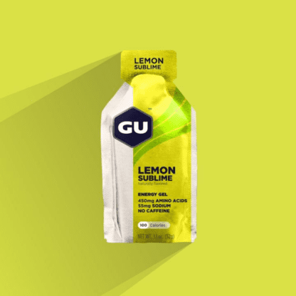 GU ENERGY GEL 32G LEMON SUBLIME