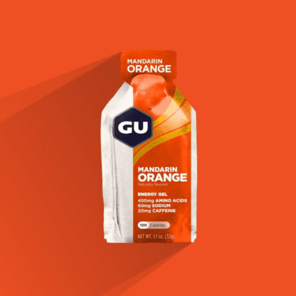 GU ENERGY GEL 32G MANDARIN ORANGE