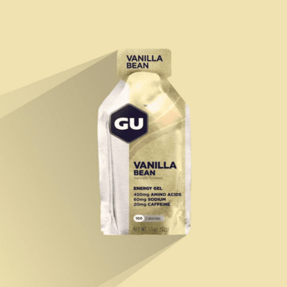 GU ENERGY GEL 32G VANILLA BEAN