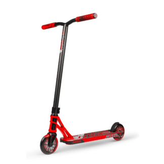 MGP MGX P1 PRO SCOOTER RED BLACK