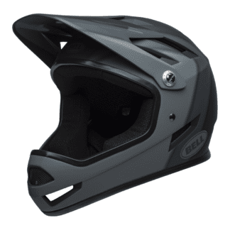 BELL SANCTION HELMET MATTE BLACK PRESENCES 2