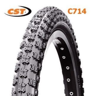 CST TYRE 12 1/2 x 2 1/4 COMP 3 BLACK C-714