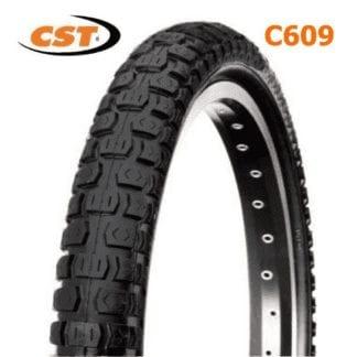 CST TYRE 16 x 1.75 BLACK C-609