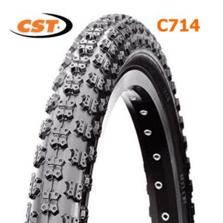 CST TYRE 20 x 1.75 COMP 3 BLACK C-714 (43-406)
