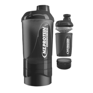 NZ PROTEIN WAVE SHAKER wave+ storage