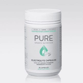 PURE ELECTROLYTE REPLACEMENT CAPSULES (80caps)