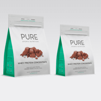 PURE WHEY PROTEIN POUCH - CHOCOLATE