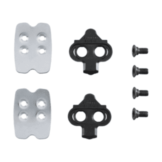 SHIMANO SM-SH51 SPD CLEAT SET SINGLE-RELEASE WITH NEW CLEAT NUT