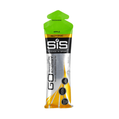 SIS GO ISOTONIC ENERGY GEL 60ML - SCIENCE IN SPORT apple