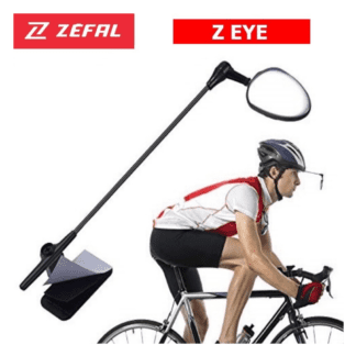 ZEFAL Z EYE HELMET MIRROR features