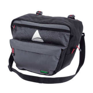 AXIOM SEYMOUR OCEANWEAVE HANDLE BAR BAG P7