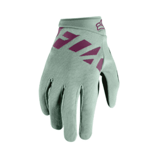 FOX WOMENS RIPLEY GLOVES SAGE