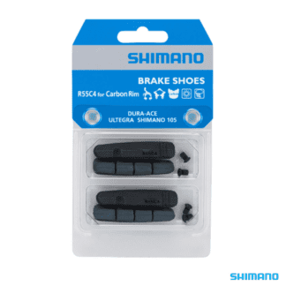 SHIMANO BR-9000 BRAKE PAD INSERTS R55C4 FOR CARBON RIM 2 PAIR