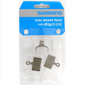 SHIMANO BRAKE PAD RESIN & SPRING K02S - ROAD DISC BRAKE
