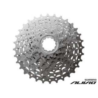 SHIMANO CASSETTE 9-SPEED ALIVIO CS-HG400