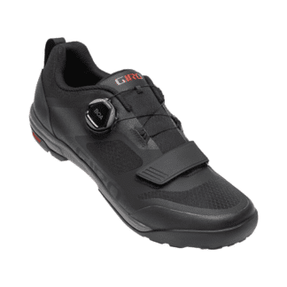 GIRO VENTANA BOA MTB SHOE BLACK_DARK SHADOW