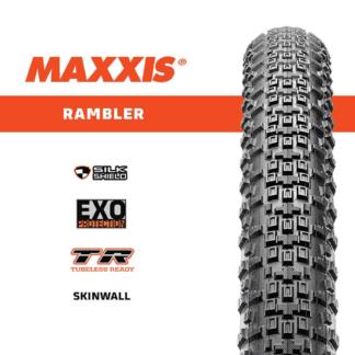 MAXXIS RAMBLER 700c GRAVEL TYRE