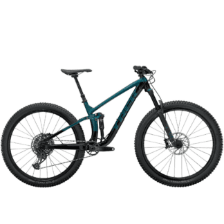 TREK FUEL EX 8 2021 Dark Aquatic Trek Black